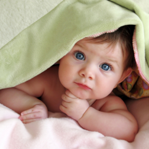 Hudpleie for barn